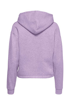 Womensecret Hooded sweatshirt pink