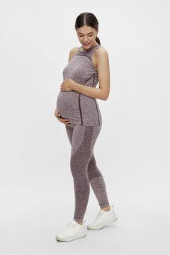 Womensecret Legging seamless maternity rosa