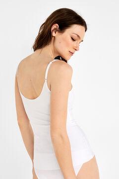 Womensecret Microfibre cami white