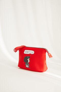 Womensecret Medium Mafalda vanity case red