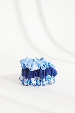 Womensecret Kék hajgumik, 3 db-os csomag fehér
