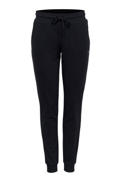 Womensecret Casual trousers black