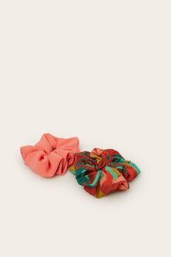 Womensecret 2-pack scrunchies white
