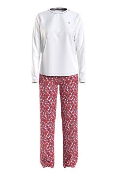 Womensecret Set de pijama de punto estampado
