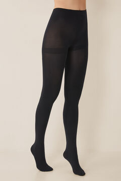 Womensecret Panty básicos 200 DEN negro