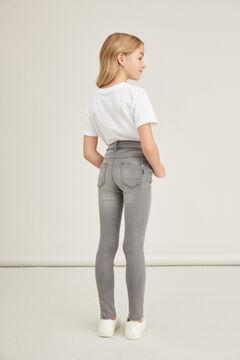 Womensecret Jeans de menina cinzento