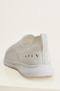 Womensecret Sneakers Fly White branco
