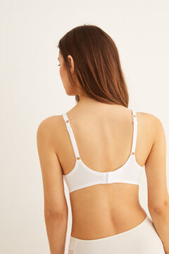 Womensecret Underiwired bra white