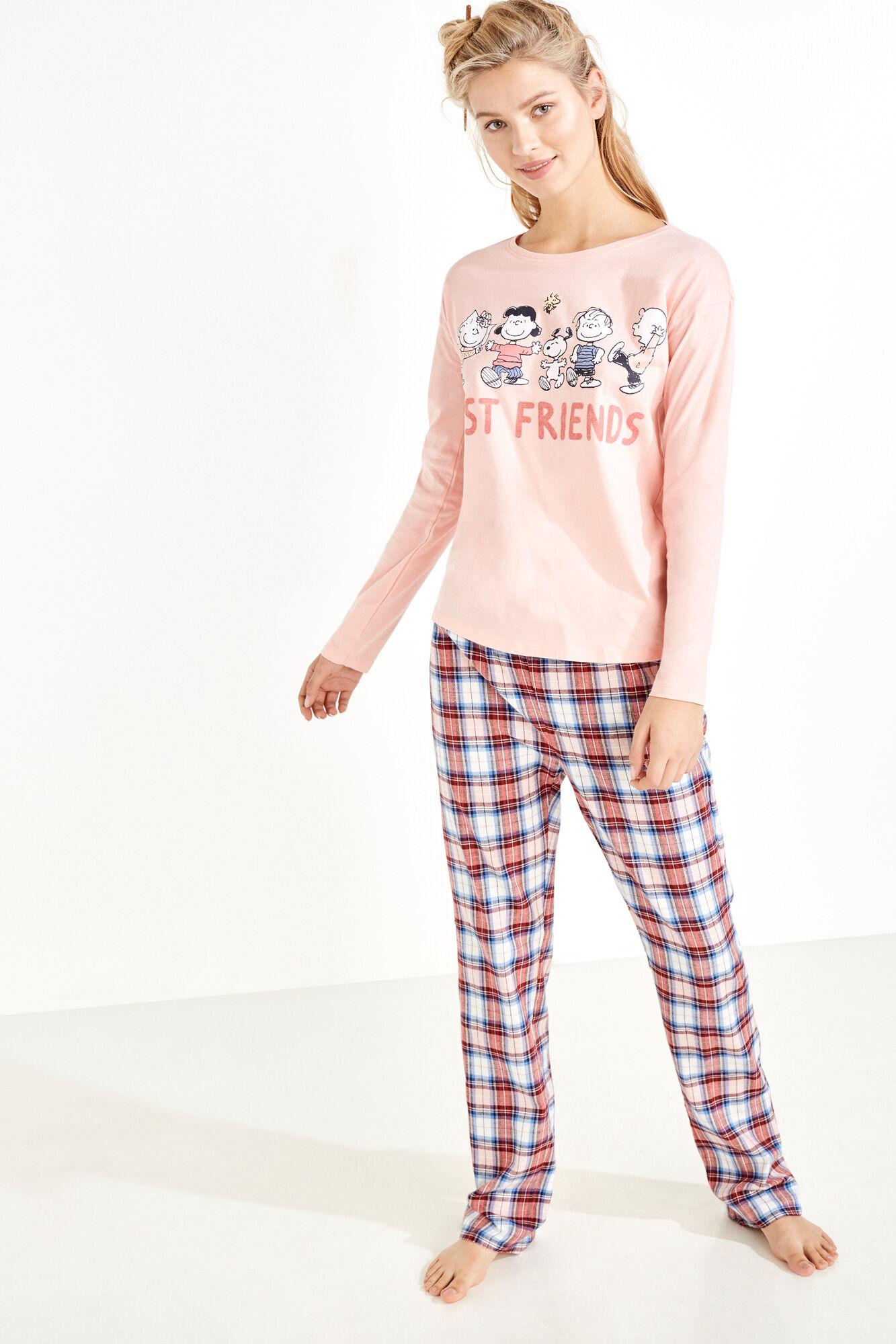 23eac90e29 Peanuts Snoopy cotton pyjamas. Womensecret. Womensecret
