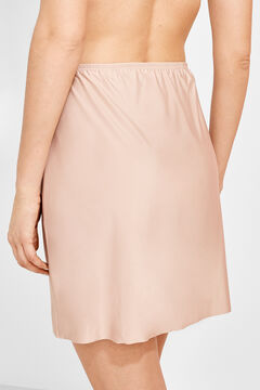 Womensecret Slip skirt Nude