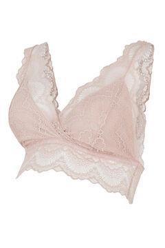 Womensecret Lace maternity bra pink