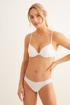 Womensecret Soutien-gorge push-up blanc