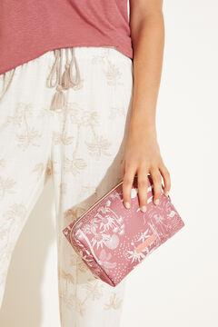 Womensecret Medium vanity case pink