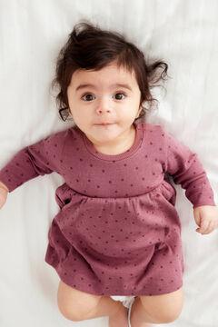 Womensecret Vestido de bebé rosa