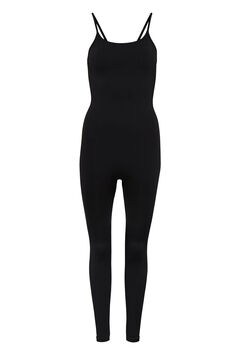 Womensecret Strappy sports jumpsuit black