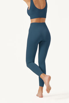 Womensecret Legging Flow French Navy azul