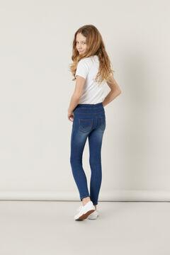 Womensecret Jeans de menina azul