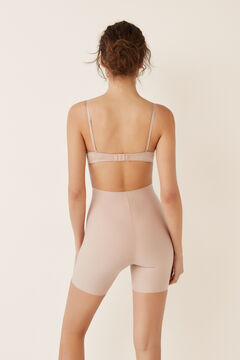Womensecret Thermoregulatory shorts with shaping effect nude