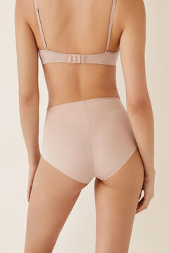 Womensecret High waist Shape brief nude