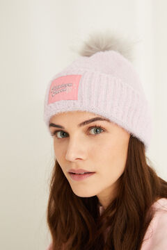 Womensecret Gift box pack + pompom hat pink