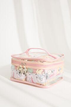 Womensecret Pack 3 neceseres Snoopy multicolor estampado