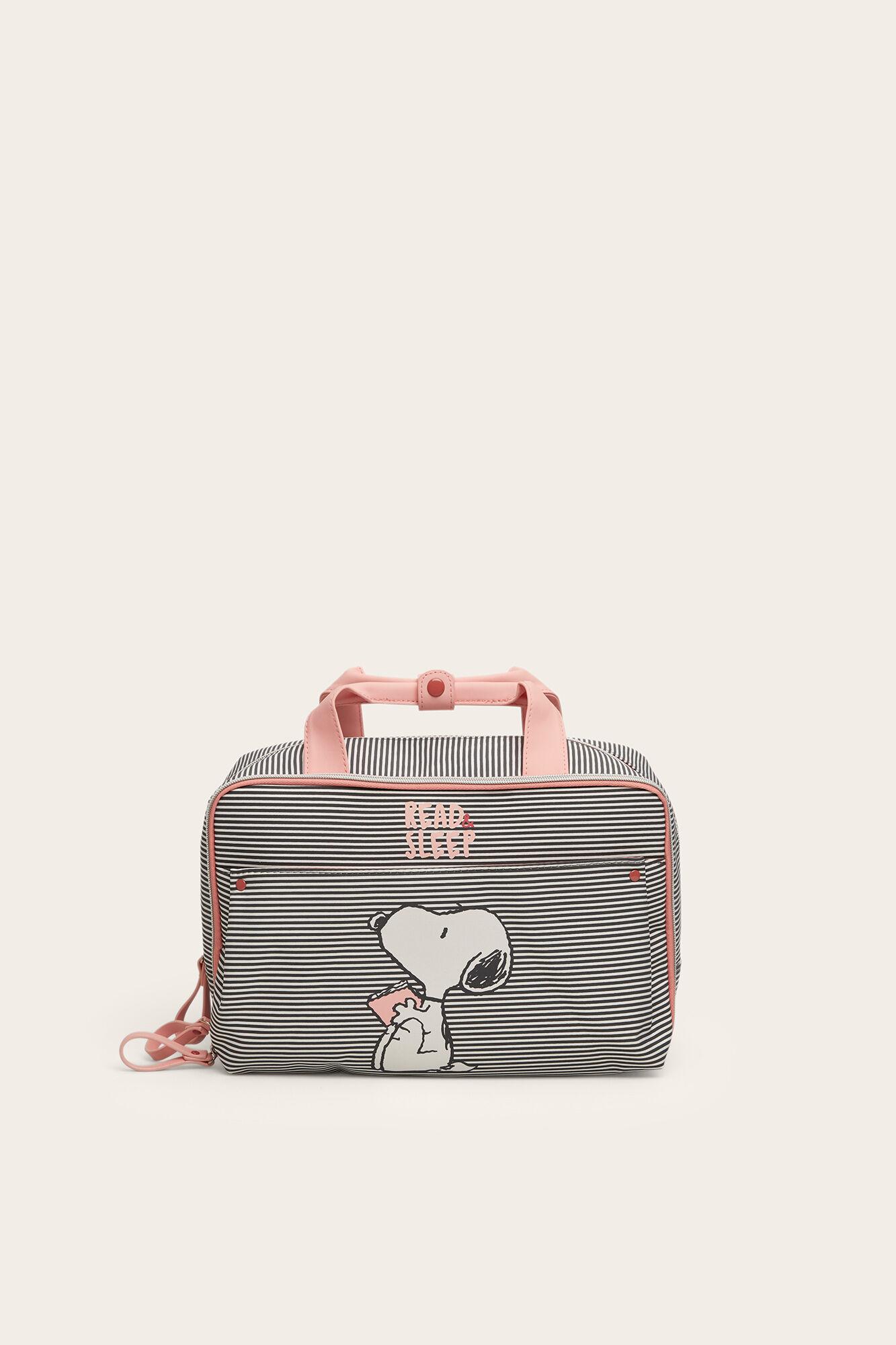 Neceser grande Snoopy | Neceseres | Women'secret