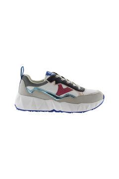 Womensecret Sneakers multicolor mujer blanco