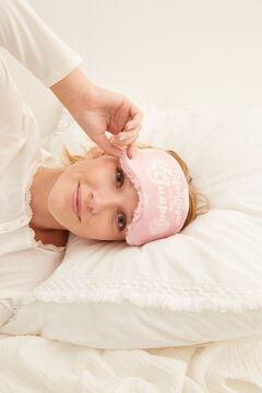 Womensecret Pink sleep mask pink
