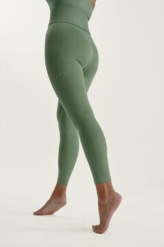 Womensecret Legging Rena Cactus verde