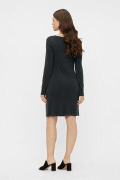 Womensecret Vestido maternity Curto preto