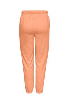 Womensecret Pantalón deportivo jogger rosa