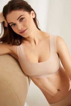 Womensecret JOYFUL Sujetador Top nude