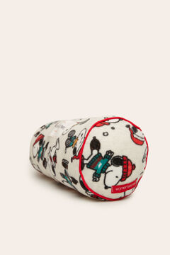 Womensecret Grey Snoopy print cushion grey