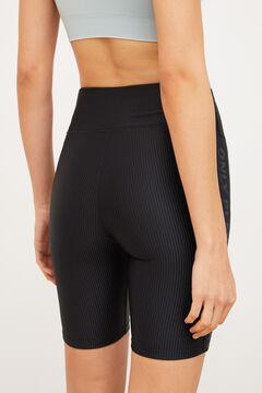 Womensecret High-waist leggings black