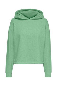 Womensecret Basic sweatshirt green