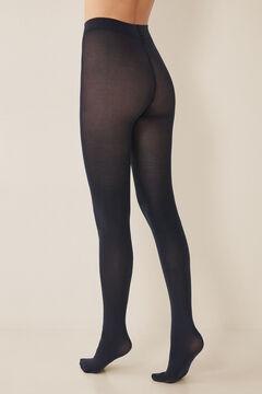 Womensecret thermal tights blue