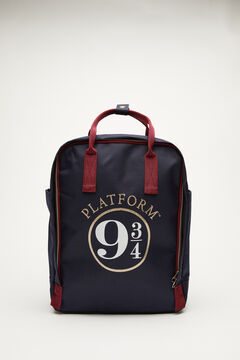 Womensecret Blue Harry Potter backpack blue