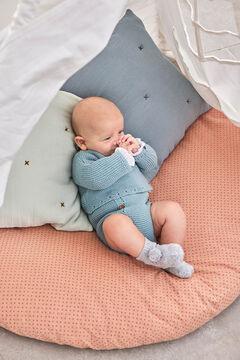 Womensecret Casaco Cruzado bebê azul