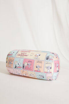Womensecret Multicoloured Snoopy rectangular cushion printed