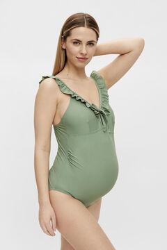 Womensecret Maternity swimsuit green
