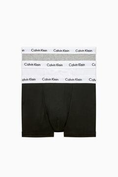 Womensecret Calvin Klein cotton boxers with waistband printed