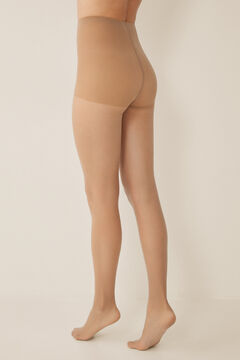 Womensecret Run resistant tights nude