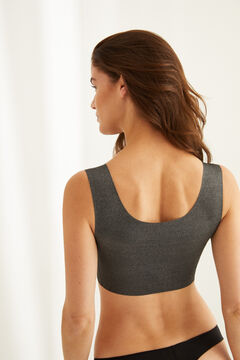 Womensecret Bra top grey