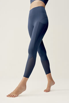 Womensecret Legging Asha Midnight Blue azul