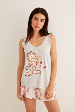 Womensecret Short Garfield pyjamas grey