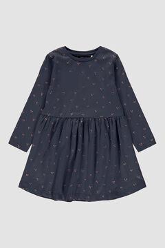 Womensecret Vestido de niña azul