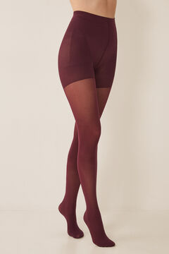 Womensecret Shaping tights 50 DEN red