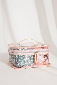 Womensecret 3-pack Snoopy vanity cases printed