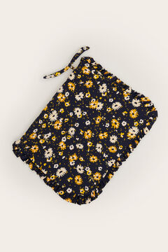 Womensecret Printed vanity case blue