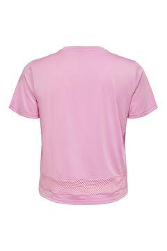 Womensecret T-shirt treino  rosa
